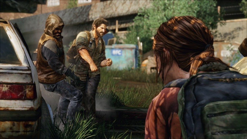 The Last of Us test