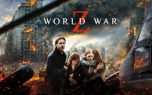 Affiche World War Z