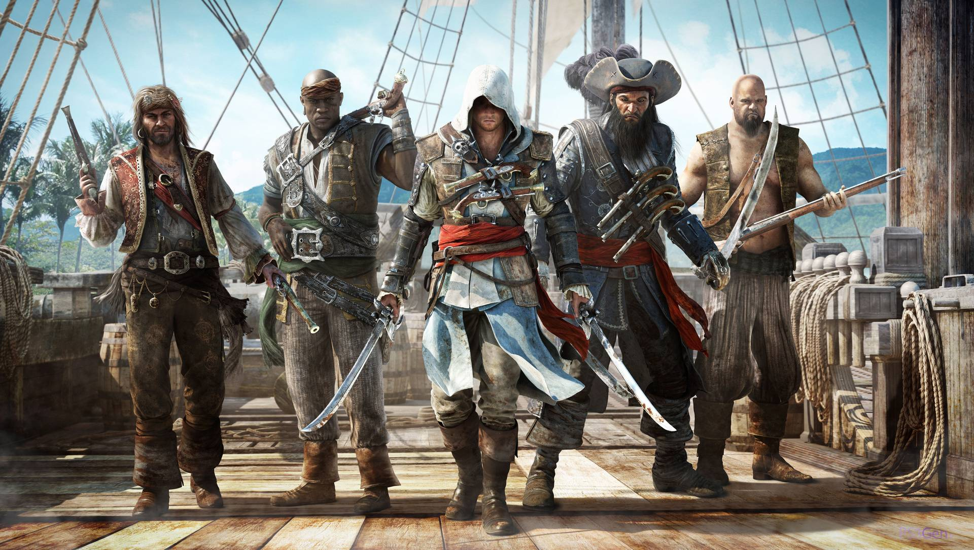 Test vidéo Assassin's Creed IV Black Flag