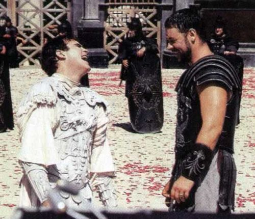 coulisses gladiator