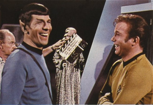 coulisses star trek