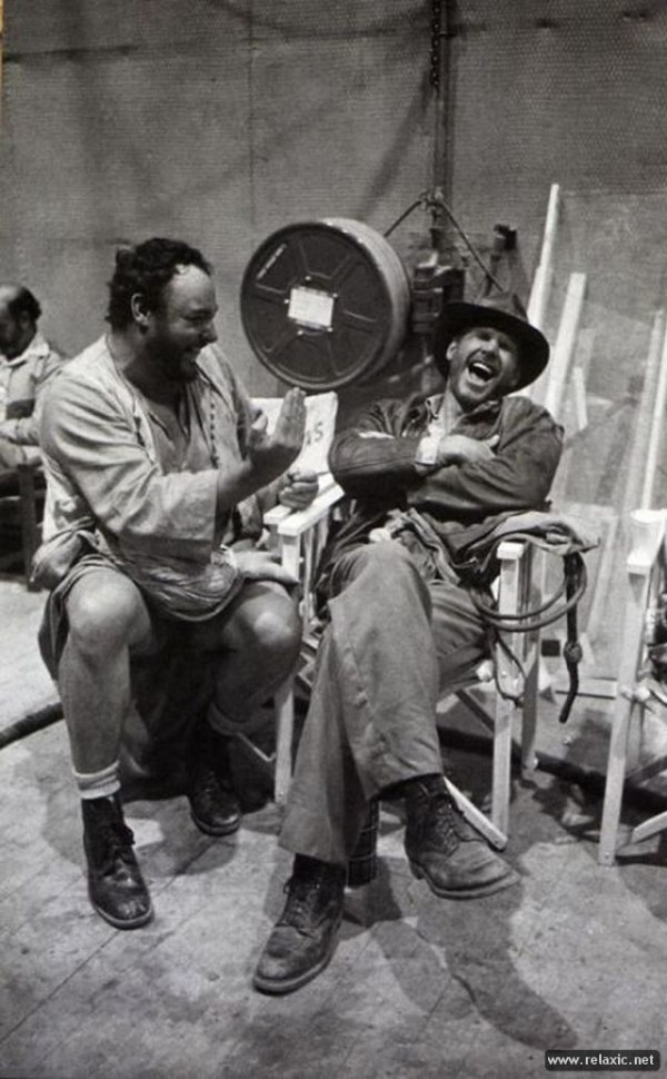coulisses indiana jones