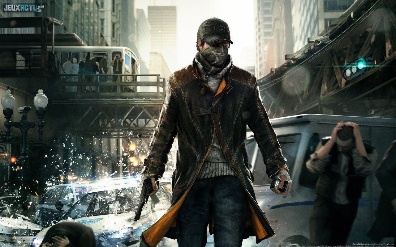 Premier test pour Watch Dogs
