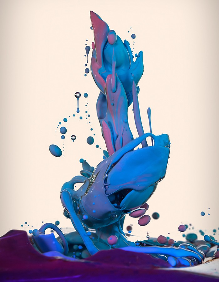 Dropping by Alberto Seveso