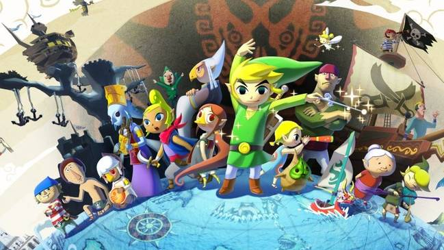 Test rapide – The Legend of Zelda : The Wind Waker HD