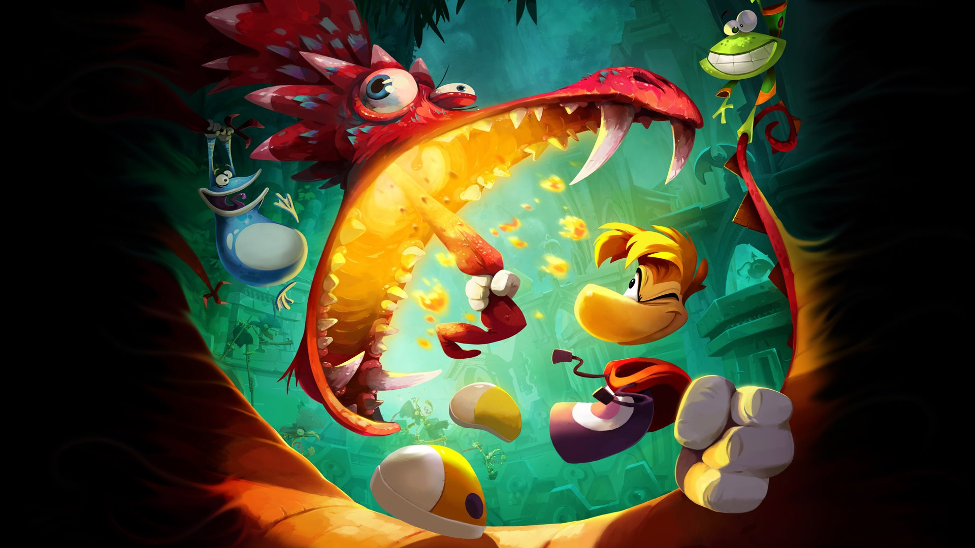 Test rayman legends