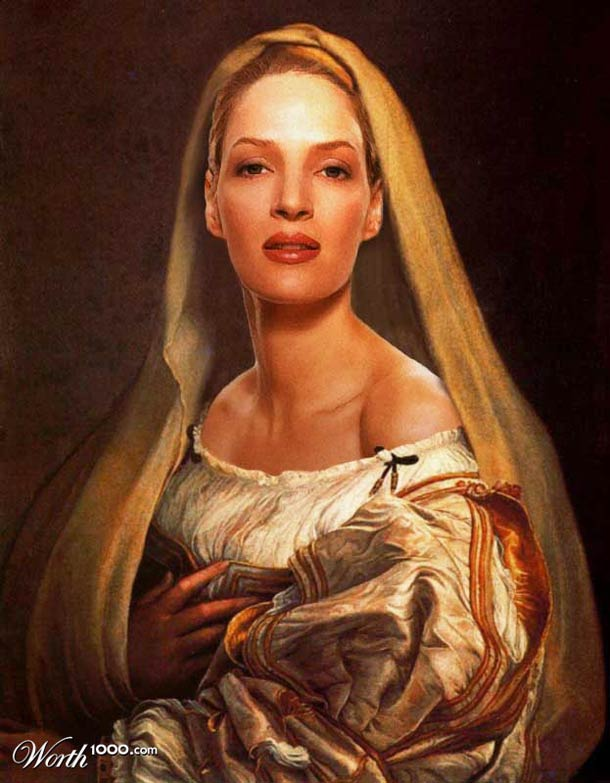 Celebrities-classical-painting-1