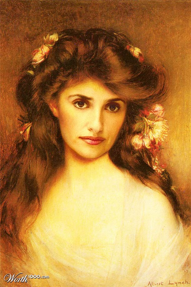 Celebrities-classical-painting-9