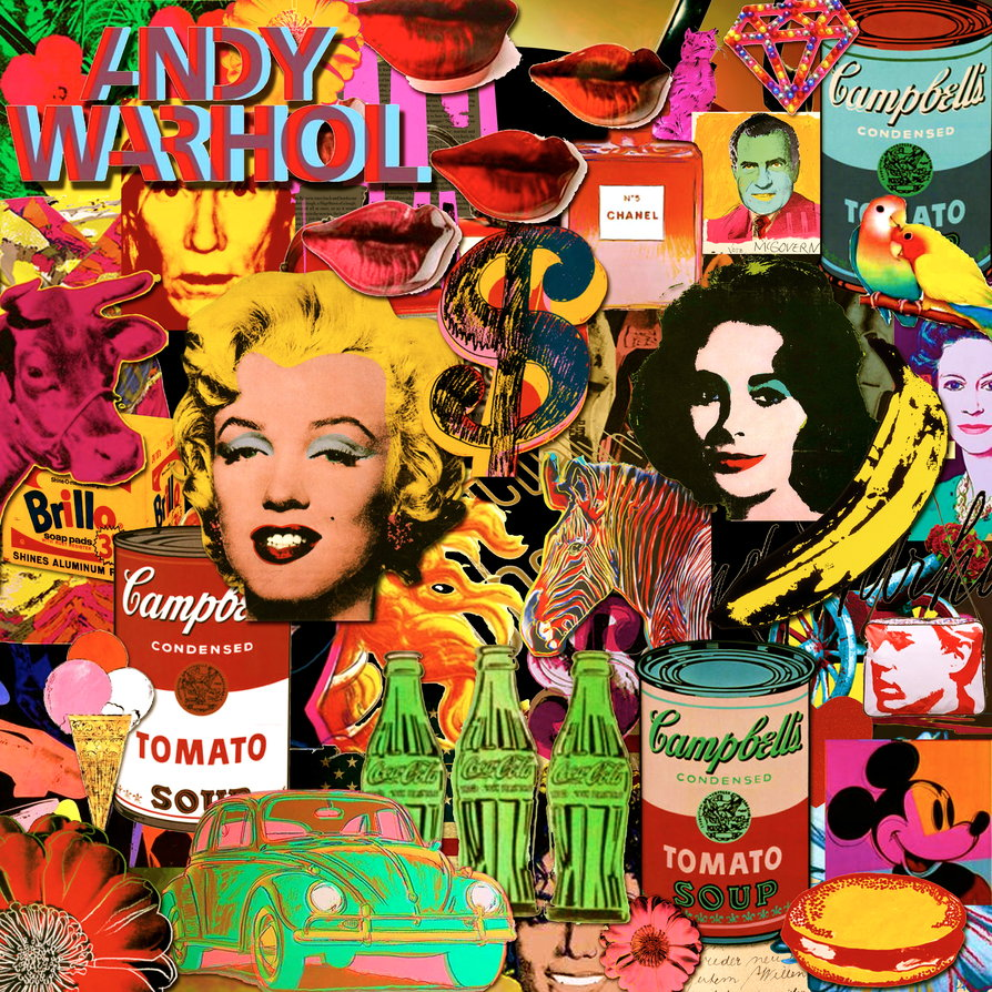 Le projet Andy Warhol