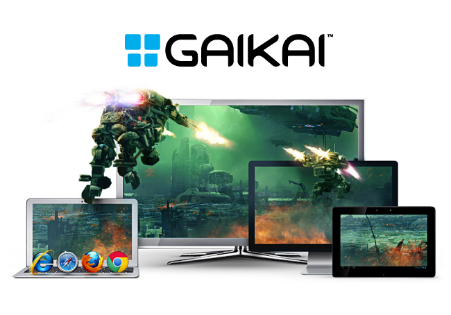 Gaikai technologie de cloud gaming