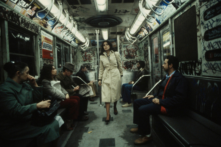 New-York Subway en 1981