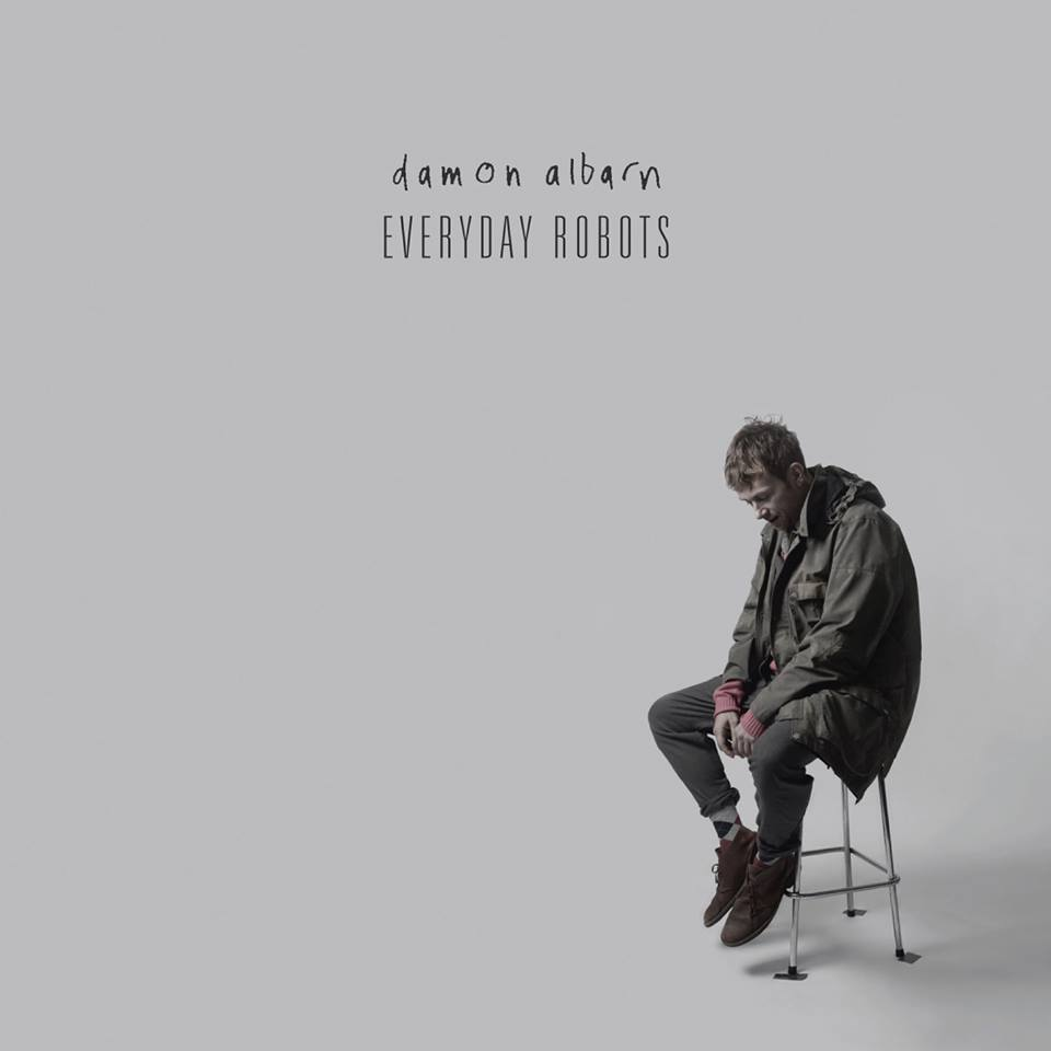 Album Everyday Robots de Damon Albarn