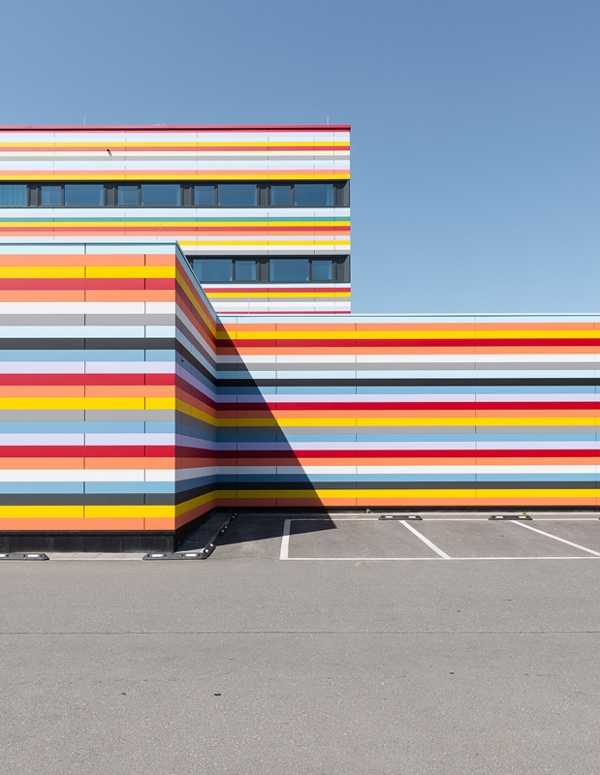 Architecture Berlinoise par Christopher Domakis