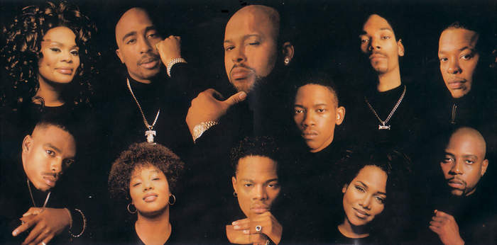 Death Row Records les membres