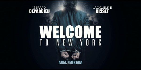 Welcome to new-york affiche