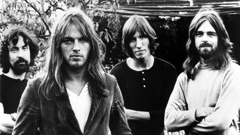 Pink Floyd le groupe