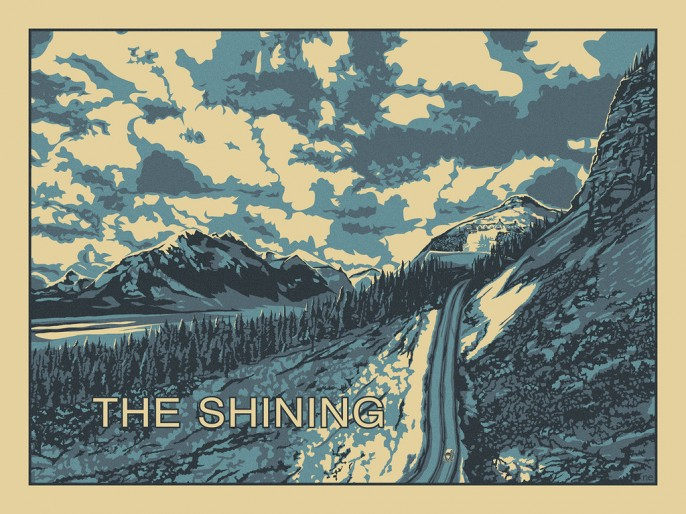 Artwork Kubrick The Shinning