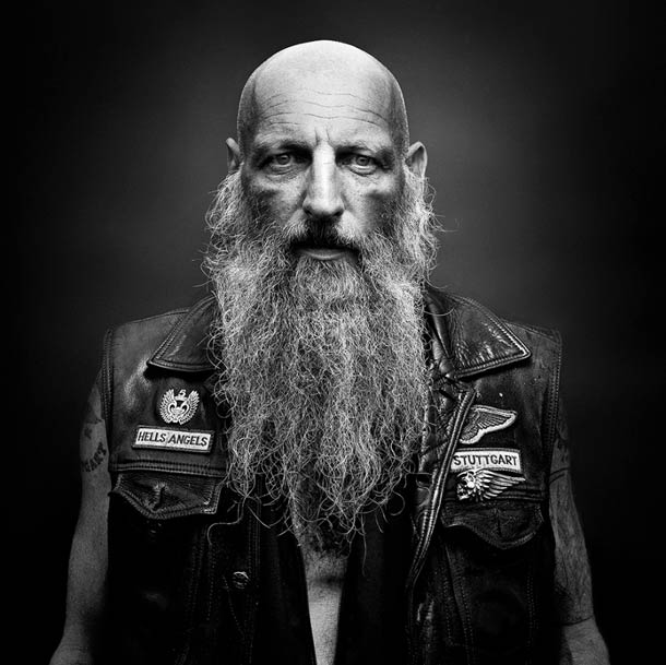 Photographie Hells Angels