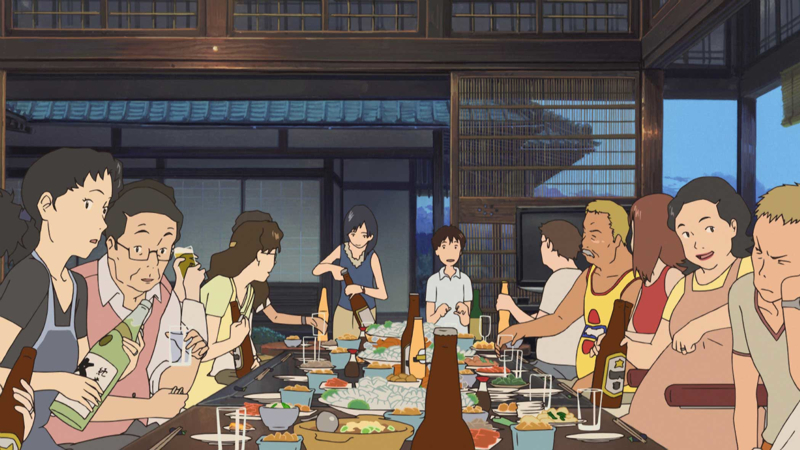 Summer Wars clan Jonnouchi