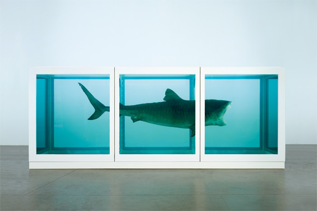 Damien Hirst: génie de l'art contemporain ou simple businessman ?