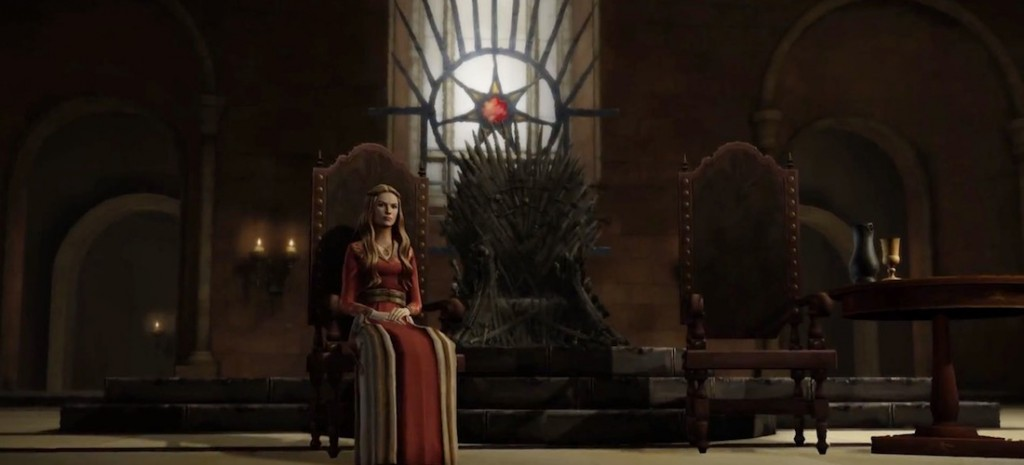 Le jeu vidéo Game of Thrones : Iron From Ice