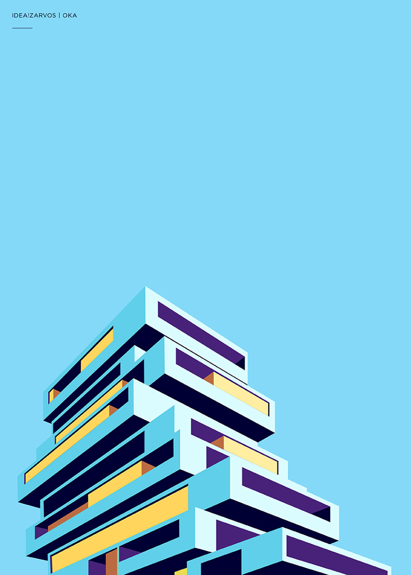 Idea! Zarvos – Architecture Posters
