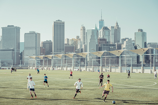 New-York Play par Franck Bohbot