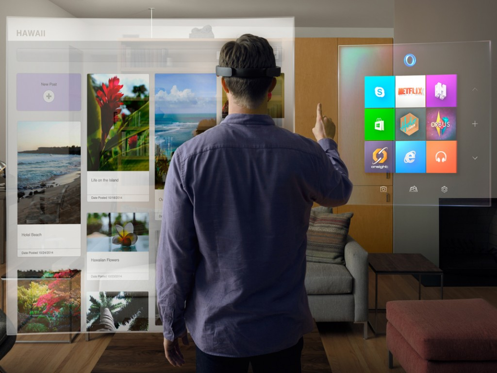 windows 10 hololens