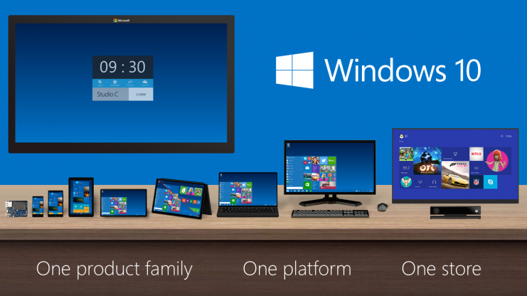 Windows 10 présentation