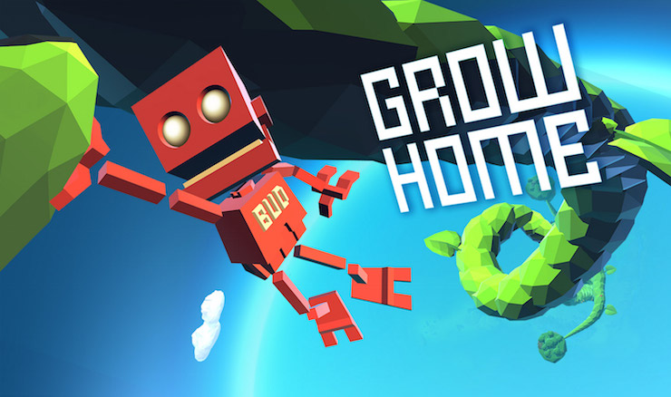 Grow Home jeu