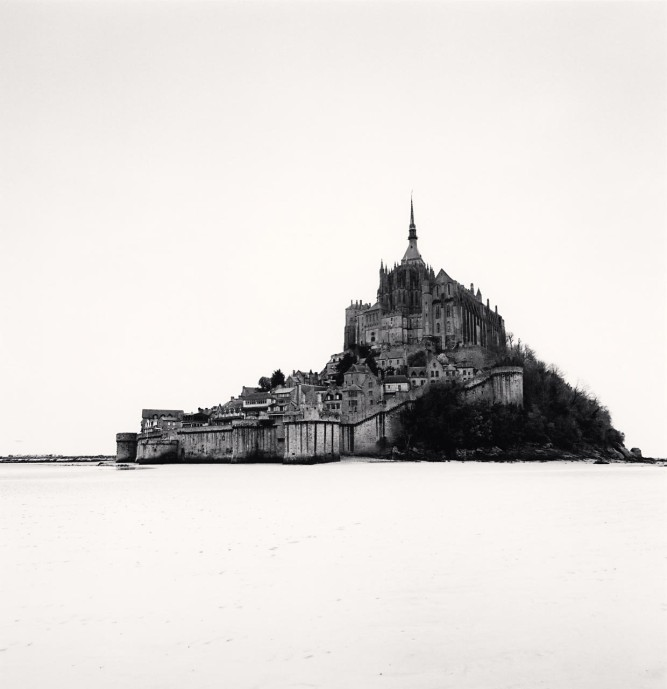 Mont St. Michel, France Michael Kenna