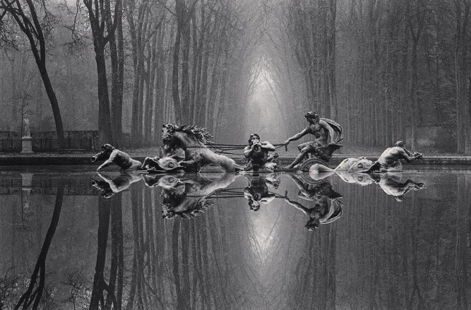 Bassin d'Apollon, Versailles, France Michael Kenna