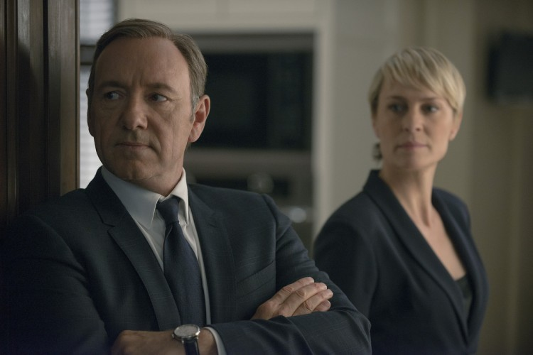 House of Cards Underwood