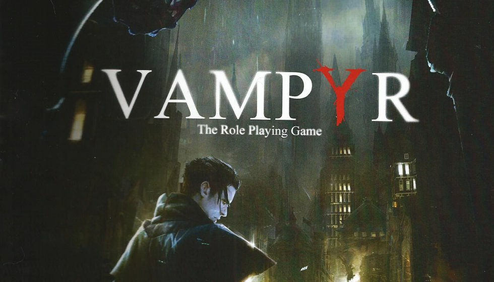 Focus Home Interactive Vampyr Dontnod