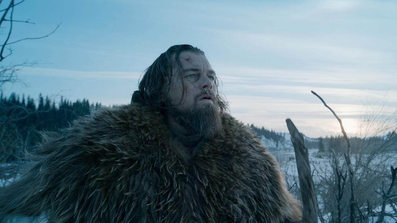 the revenant film leonardo dicaprio