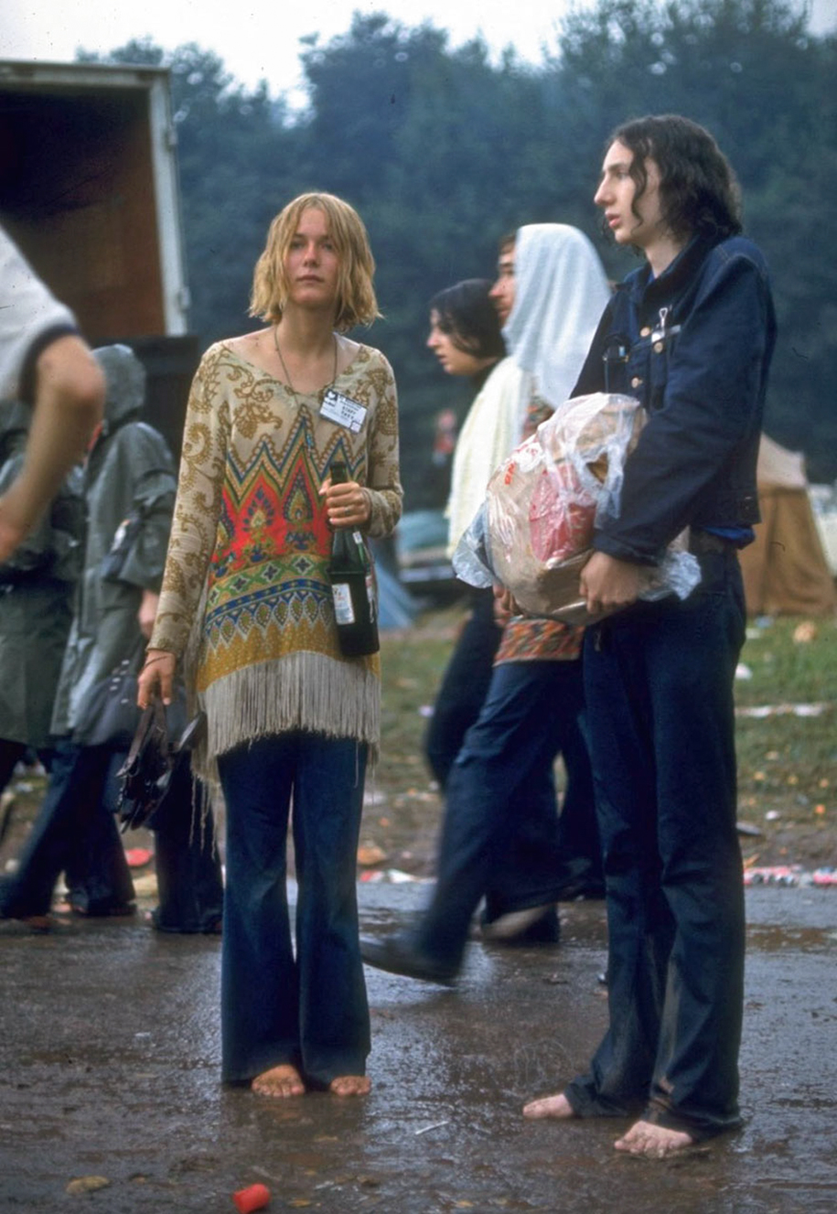 Girls from Woodstock