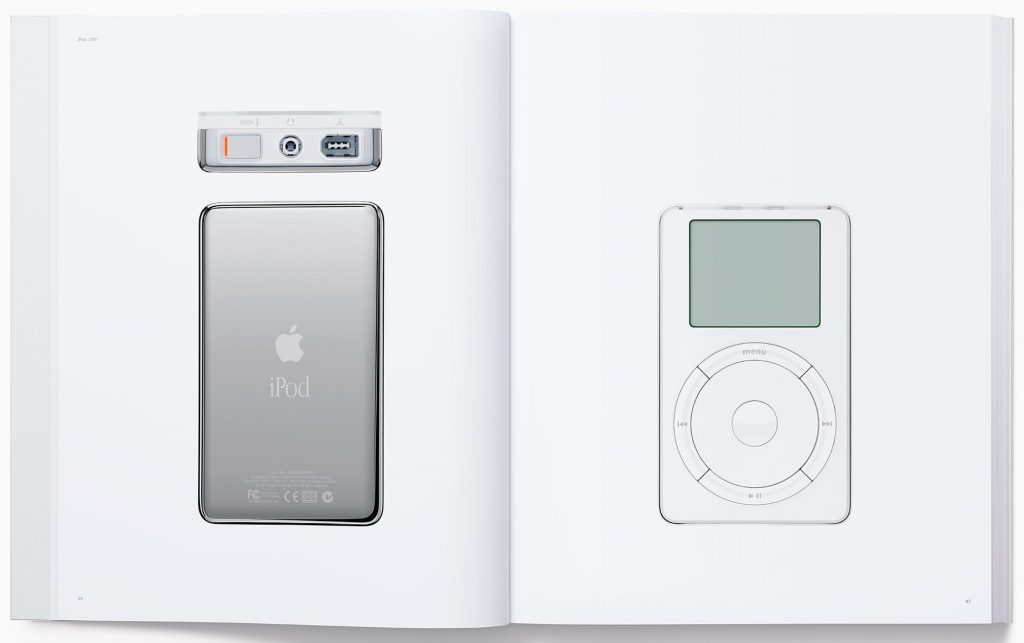Apple retrace 20 ans de design à travers un livre